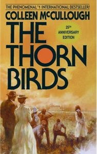 Best Romance novels the thorn birds by colleen mccullogh