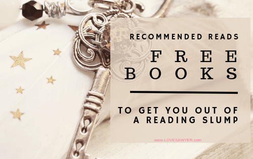 Free Books to Get You out of a Reading Slump