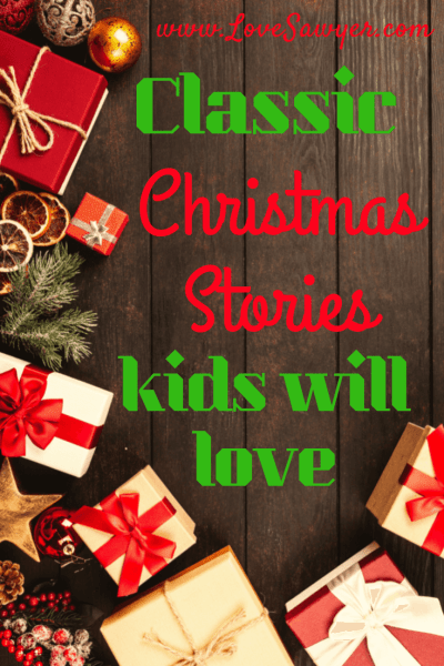Classic Christmas Stories for kids Book list