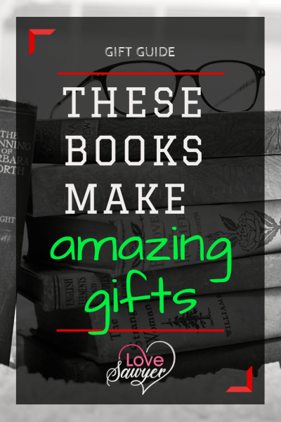 These books make great gifts