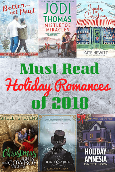 Must Read Holiday Romances of 2018