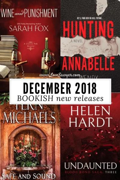 December 15 - 21, 2018 new release books