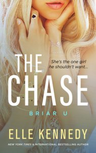 Awesome Book Covers - The Chase by Elle Kennedy