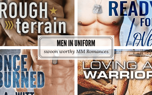 Men in Uniform MM Military Romance Novels