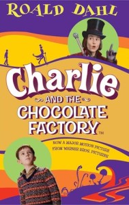 Books for boys who don't like to read Charlie and the Chocolate Factory
