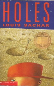 Books for boys who don't like to read holes by louis sachar
