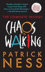 book to movie adaptations 2019 chaos walking by Patrick Ness