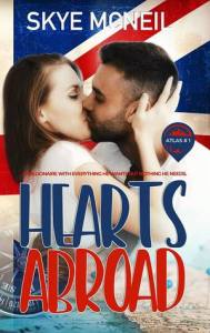 February 4, 2019 book releases hearts abroad by skye mcneil