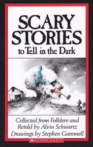 2019 book to movie adaptations Scary Stories to Tell in the Dark by Alvin Schwartz