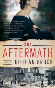2019's Most Anticipated Book to Movie Adaptations the aftermath by Rhidian Brook
