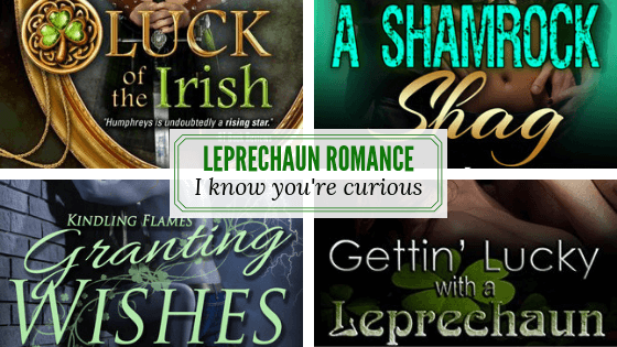 Romance Novels with Leprechauns