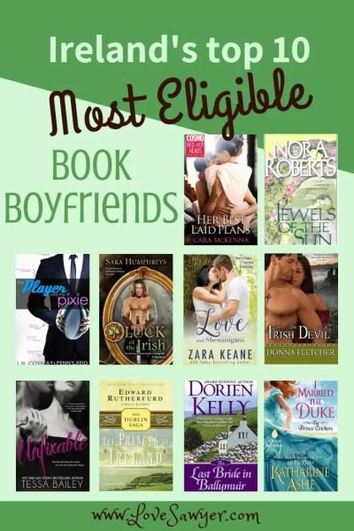 Romance Novels set in Ireland