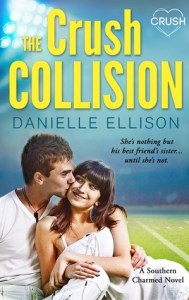 February 19, 2019 book releases the crush collision by danielle ellison