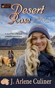 romance novels featuring older couples Desert Rose by J. Arlene Culiner
