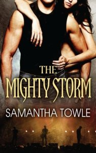romance books with childhood sweethearts the mighty storm by samantha towle