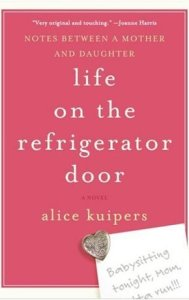 Books for reluctant reader girls life on the refrigerator door by alice kuipers