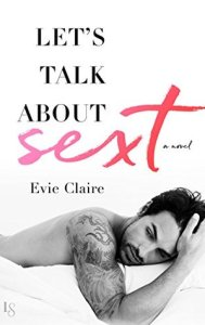 February 19, 2019 book releases let's talk about sext by evie clarie