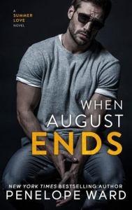 february 26, 2019 book releases when august ends by penelope ward