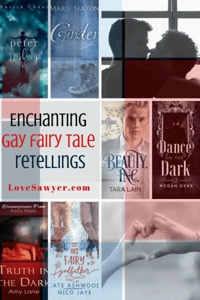 Book list 8 enchanting Gay Fairy Tale Retellings