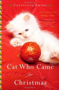 books for cat lovers the cat who came for christmas by Cleveland Amory