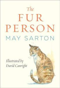 books for cat lovers fur person by may sarton