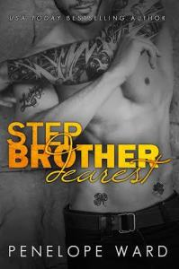 Bully to lover romance novels Step Brother Dearest by Penelope Ward