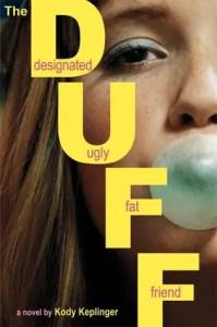 Bully to lover romance novels The Duff by Kody Keplinger