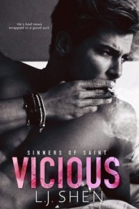 Bully to lover romance novels Vicious by L.J. Shen