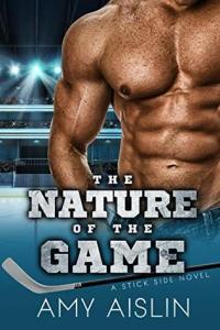 Gay Hockey Romance novels The Nature of the Game by Amy Aislin