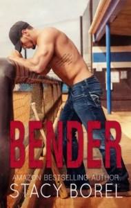 Baseball Romance Novels: Bender by Stacy Borel