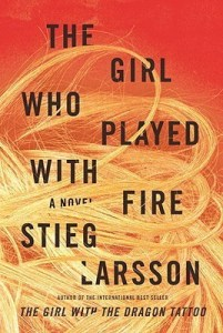 Books to Read on a Rainy Day: The Girl Who Played with Fire