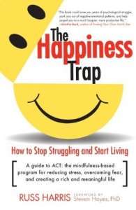 Self Care Reading List: The Happiness Trap