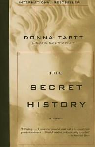 Rainy Day Reads: The Secret History Donna Tartt