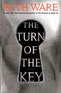 August 2019 new books The turn of the key by ruth ware