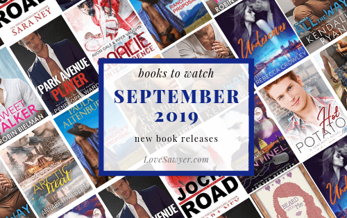 September 2019's most anticipated book releases