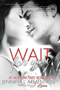 On Campus Romance Novels Wait for you by J. Lynn