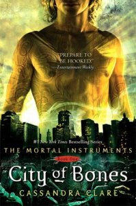 Paranormal Romance: City of Bones by Cassandra Clare