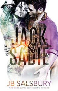 October 2019 book releases Jack and Sadie by JB Salsbury