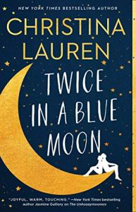 October 2019 book releases Twice in a Blue Moon by Christina Lauren