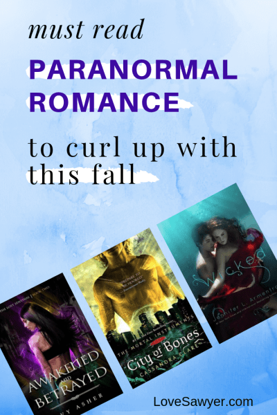 Must Read Paranormal Romance Novels