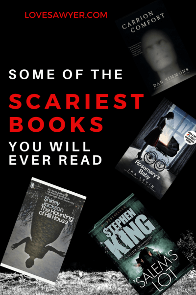 Scariest books to read