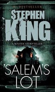 Scariest Books Ever: Salem's Lot by Steven King