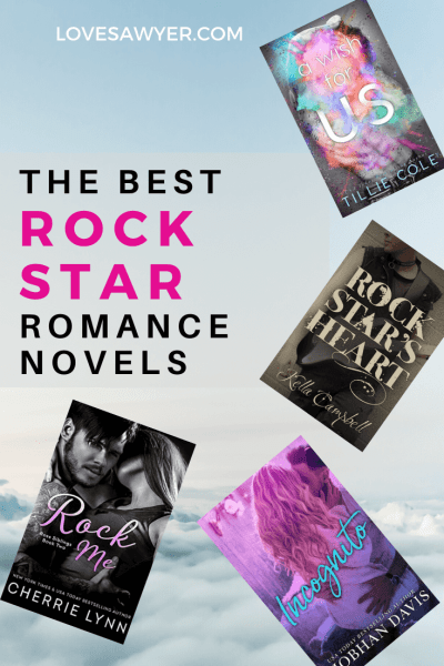 Rock Star Romance Books to read