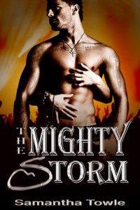 Rock Star Romance: The Mighty Storm by Samantha Towle