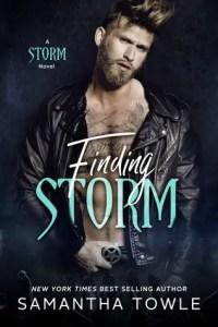 Hidden identity romance novels Finding Storm Samantha Towle