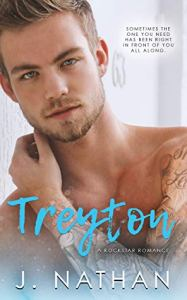 February 2020 new releases Treyton by J. Nathan