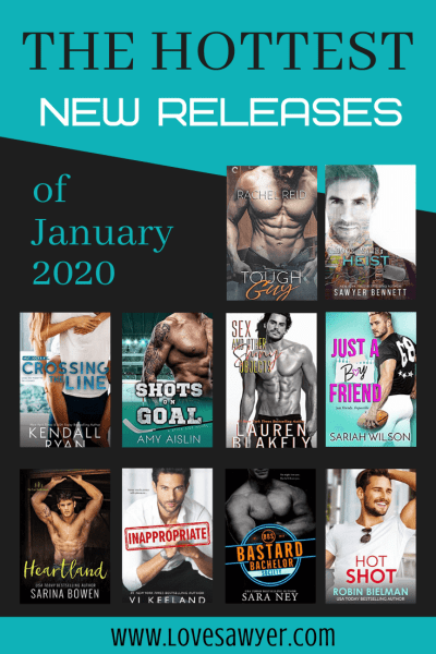 The hotteest new releases of January 2020