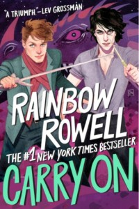 THE best LGBT books for young adults Carry on by Rainbow Rowell