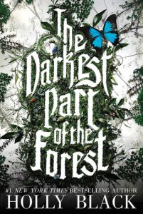 Young adult novels with LGBT themes The Darkest Part of the Forest by Holly Black
