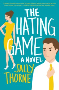 Workplace love sotry The Hating Game by Sally Thorne